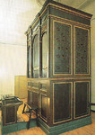 Restauración del órgano romántico del Monasterio de la Visitación, Madrid. 1987