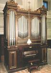 Restauración del órgano romántico de la parroquia de las Maravillas y los Santos Justo y Pastor de Madrid. 1988