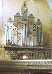 Restauración de órgano barroco en Villalón de Campos, Valladolid. 1989-90