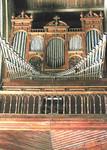Restauración de órgano romántico en Noia, Coruña. 1990-91