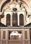 Retauración órgano barroo del Real Monasterio de La Encarnación de Madrid. 1994
