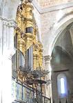 Restauración del órgano barroco de Oña, Burgos. 1995