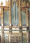 Restauración del órgano barroco de Camarena, Toledo. 1995