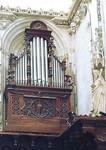 Retauracion del órgano renacentista de la Capilla del Condestable, Catedral de Burgos 1996