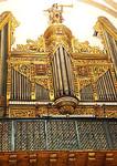 Restauración del órgano barroco de Arnedo, La Rioja. 1997