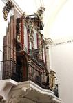 Restauración del órgano barroco de Pastrana, Guadalajra. 1998