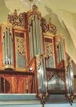 Construccin de un órgano nuevo en La Bañeza, León. 2000