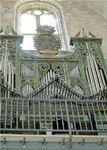 Restauración del órgano barroco de Peñaranda de Duero, Burgos. 2002
