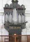 Restauración del órgano renacentista del Hospital de La Caridad, en Ilescas, Toledo. 2004