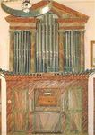 Restauración del órgano histórico conventual en Castrojeriz. 2005