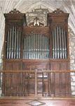 Restauración de órgano romántico de Rabé de las Calzadas, Burgos. 2006
