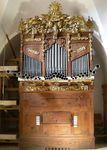 Restauración del órgano barroco de Villafrechós, Valladolid. 2007-2008