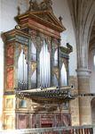 Restauración del órgano barroco de Villaveta, Burgos. 2009-2010