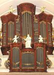 Restauración e instalación de órgano barroco holandés en el Real Oratorio de Caballero de Gracia, Madrid. 2011