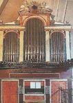 Restauración del órgano barroco de la iglesia de San Pedro el Viejo, Madrid. 2012