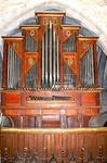 Restauración del órgano histórico de Santa María del Campo. 2014